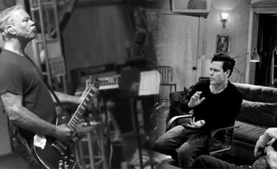 Metallica Rammstein Studio